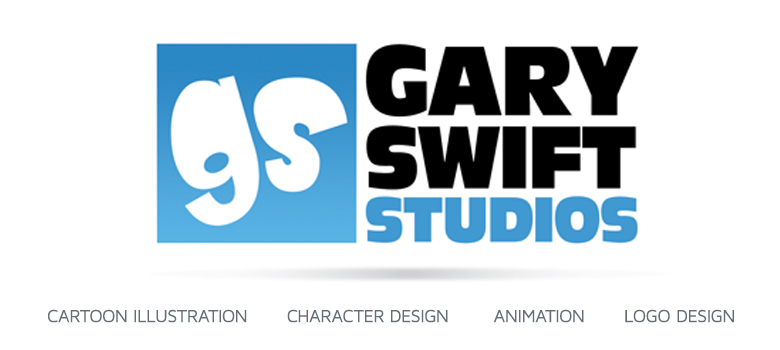 GARY SWIFT STUDIOS' CARTOON BLOG