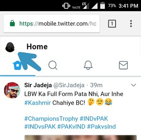 How To Change Name In Twitter On Desktop,In App, In Android