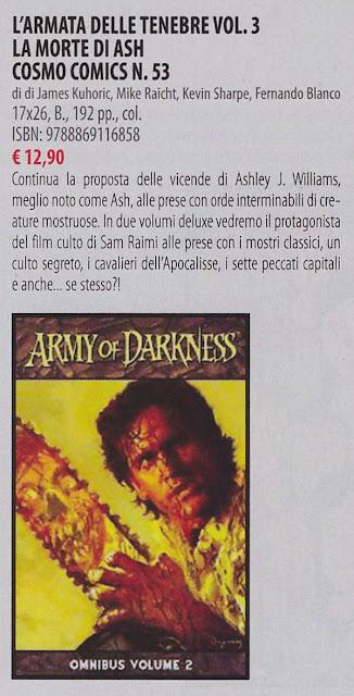 Army of Darkness #3: la morte di Ash