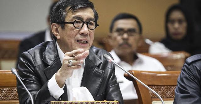 Kegagalan Menkumham Yasonna Benahi Lapas Bisa Gerus Citra Jokowi