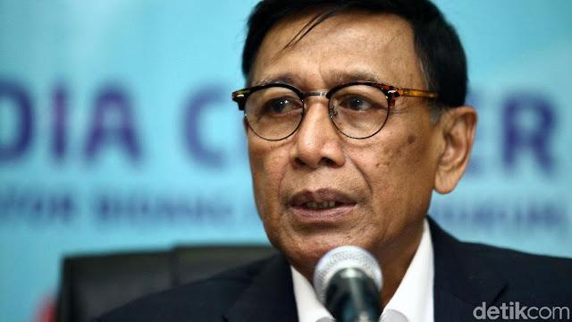 Wiranto Tuding Aksi Bela Tauhid Ditunggangi HTI