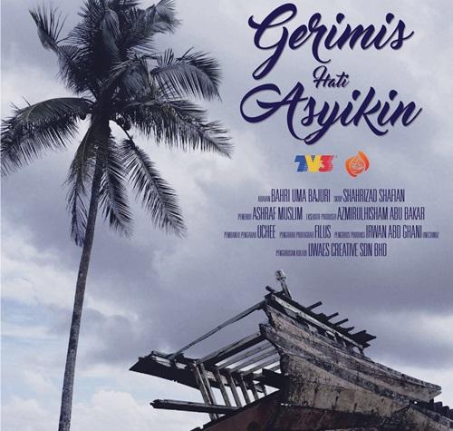 Sinopsis Gerimis Hati Asyikin cerekarama TV3, pelakon dan gambar cerekarama Gerimis Hati Asyikin TV3, drama telefilem Gerimis Hati Asyikin TV3