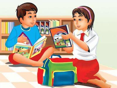 Pentingnya Membaca Untuk Anak-Anak