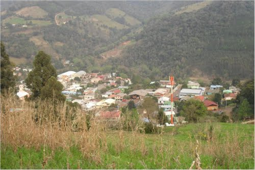#Xavantina - Cidade de Santa Catarina