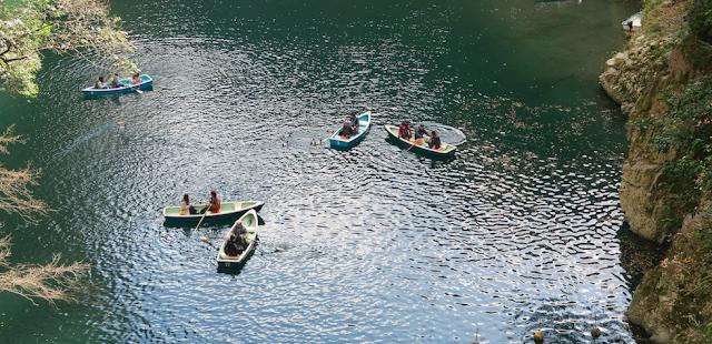 Takachiho boat