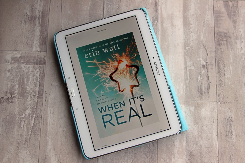 """When It's Real"" von Erin Watt"