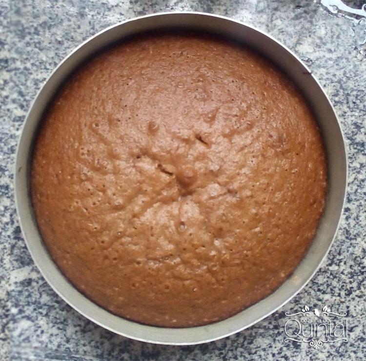 Bolo Nega Maluca: fácil, rápido, barato, rende. Essa forma é para um bolo de 5 ovos.