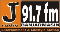 Streaming J Radio 91.7 FM Banjarmasin