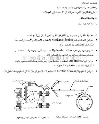 تحميل كتاب أساسيات نظام الفرامل PDF