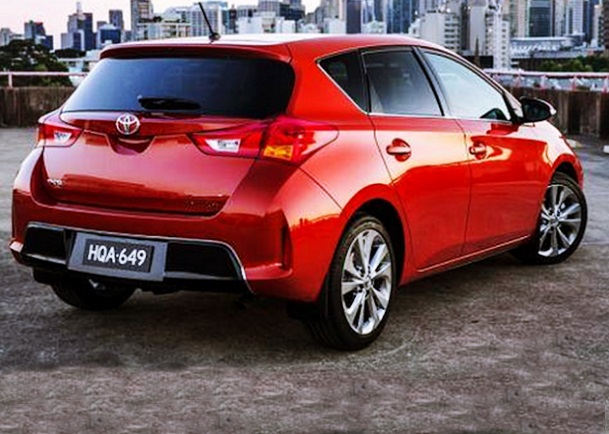 Toyota Matrix 2017 Reviews And Release Date