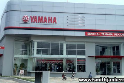 Lowongan Kerja Pekanbaru : Sentral Yamaha Januari 2018