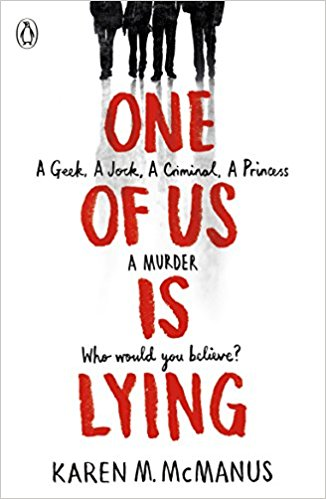 One of us is lying by Karen McManus book review