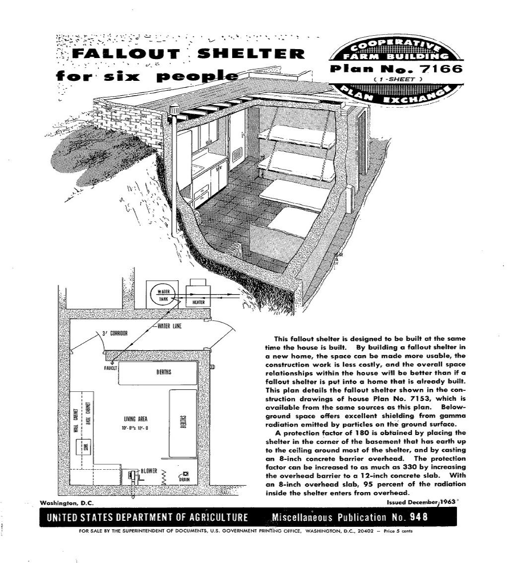 Fallout Shelter Nyc Home Fallout Shelter Schematic
