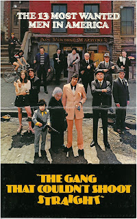 Poster for The Gang that Couldn't Shoot Straight