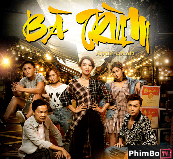 Phim Bà Trùm TVB SCTV9