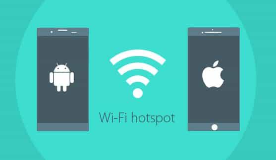 Aplikasi hotspot WIFI terbaik untuk Android dan iPhone