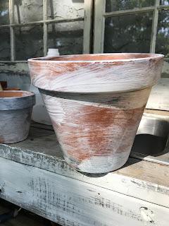 Age Clay Pots.