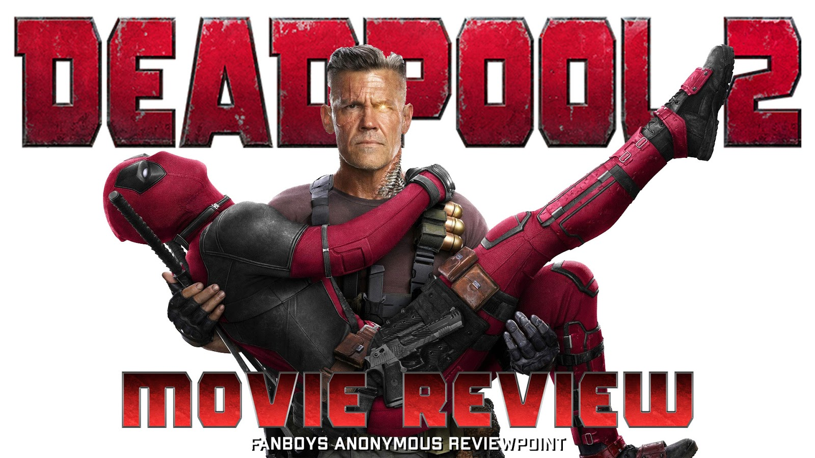 movie review Deadpool 2 podcast