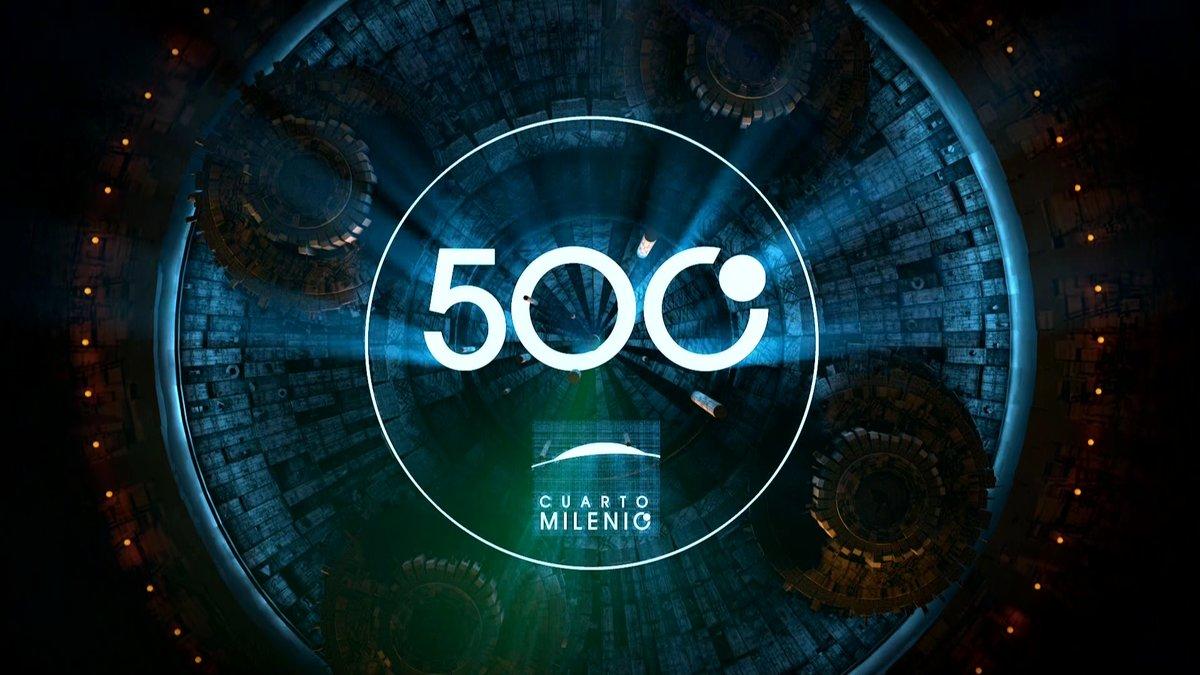 CONSUMIDOR DE CULTURA: CUARTO MILENIO: 500 PROGRAMAS ...