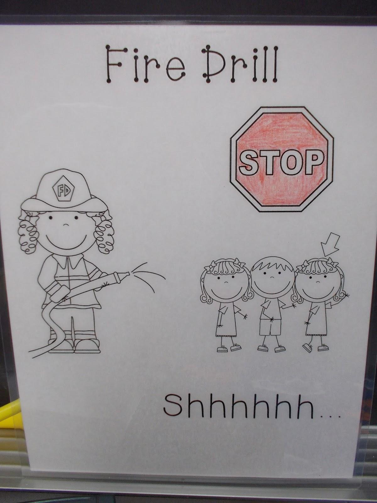 Adventure Preschool And Ecfe Fire Drill