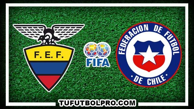 Ver Ecuador vs Chile EN VIVO Gratis Por Internet Hoy 6 de Octubre 2016