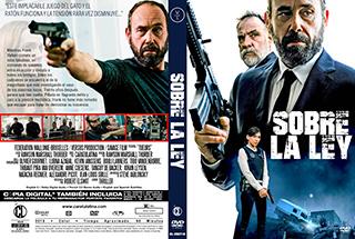 Tueurs - Sobre la Ley - Cover DVD