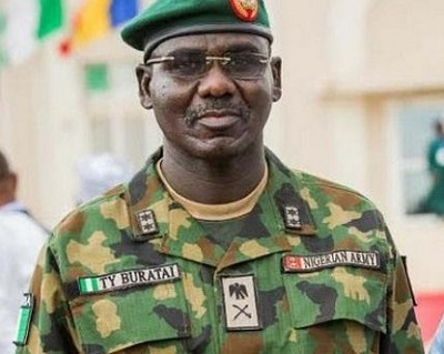Investigation! General Buratai, his wives own property in Dubai (photos)