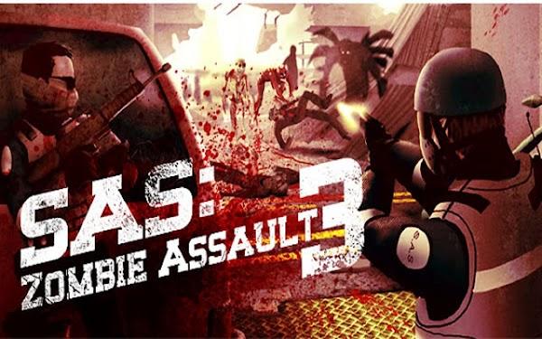SAS: Zombie Assault 3 v3.10 (MOD, Unlimited Money)