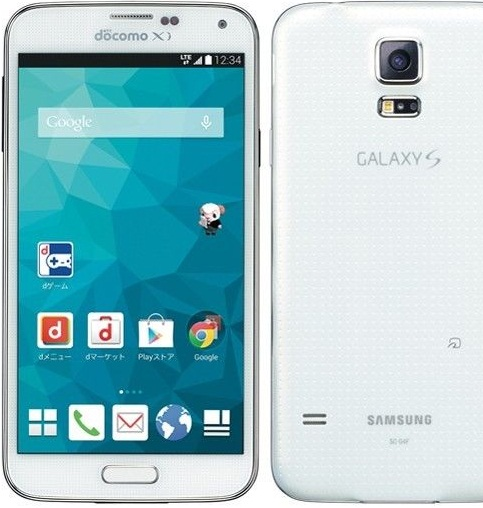 Samsung galaxy s5 unlock SC-04F(NTT-DOCOMO ) 6 0 1