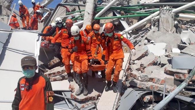 1.648 Jenazah Korban Gempa-Tsunami Sulteng Dimakamkan