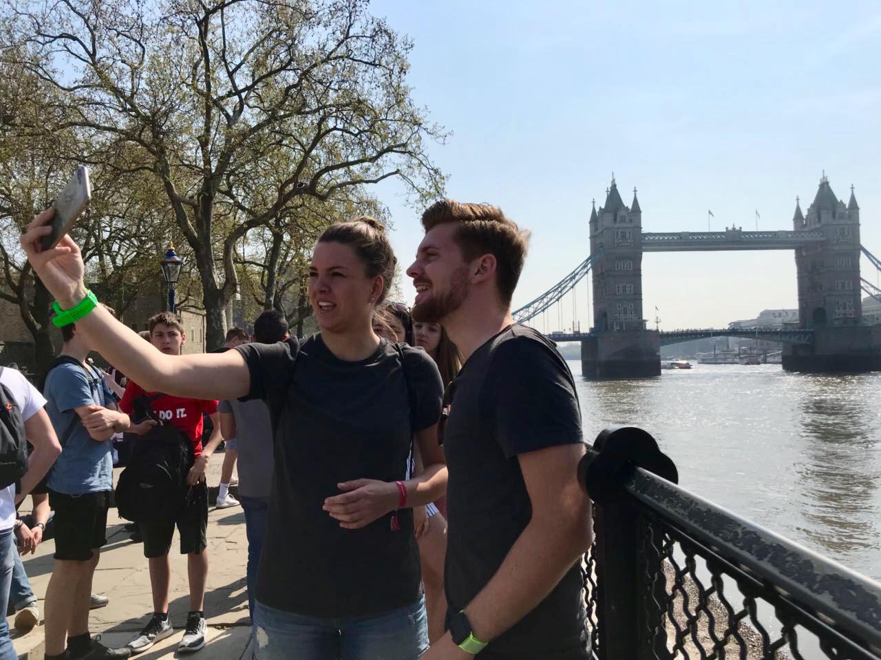 London Marathon Tower Bride