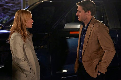Erika Christenssen y Sam Jaeger en A Potpourri of Freaks
