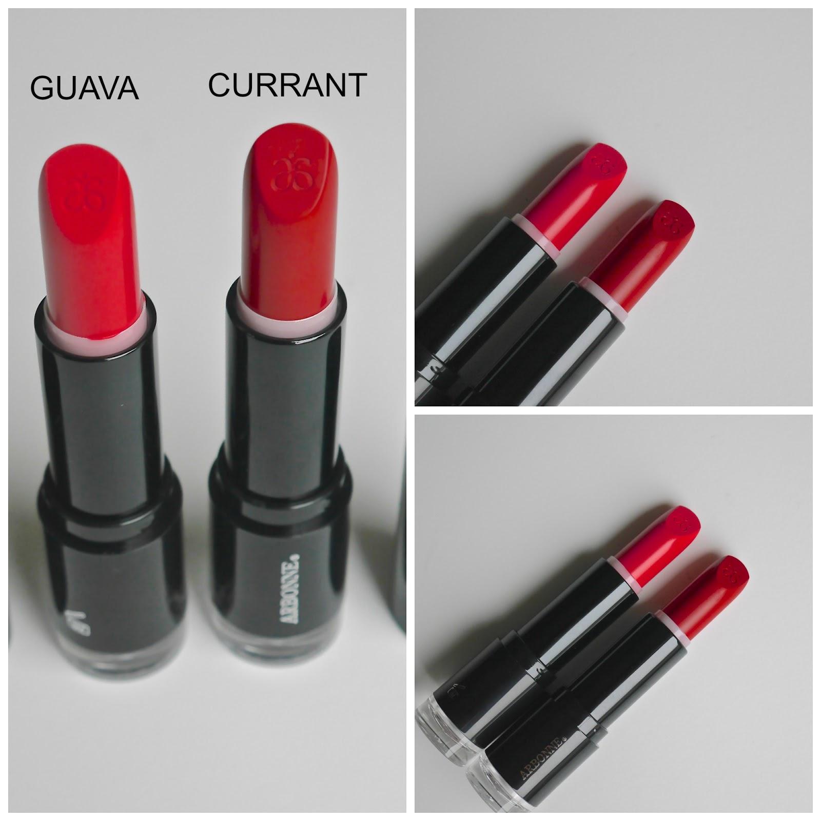 Currant, Guava