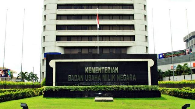 Utang BUMN Era Jokowi Bengkak Jadi Rp5.271 Triliun