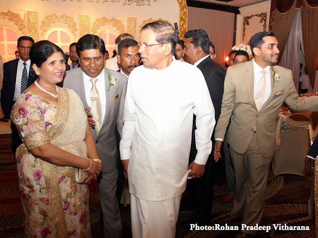Rakitha Rajapakshe wedding Day