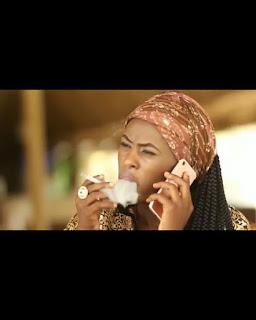 Hotunan Nafisa Abdullahi Da Maryam Booth Nashan Tana S*gari