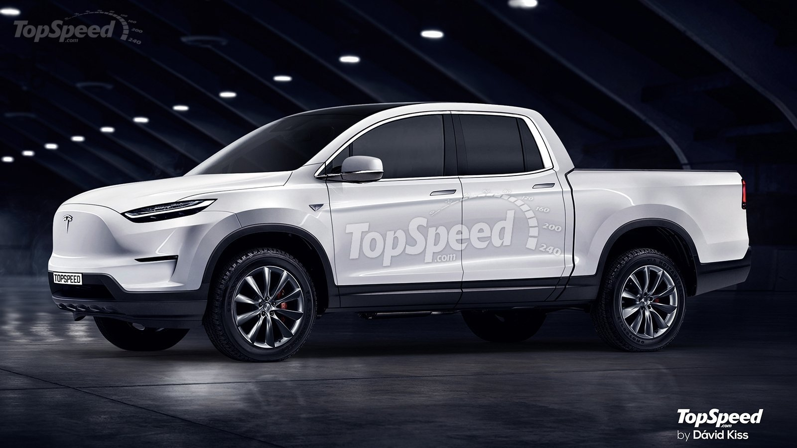 Here S What The Tesla Pickup Will Probably Look Like