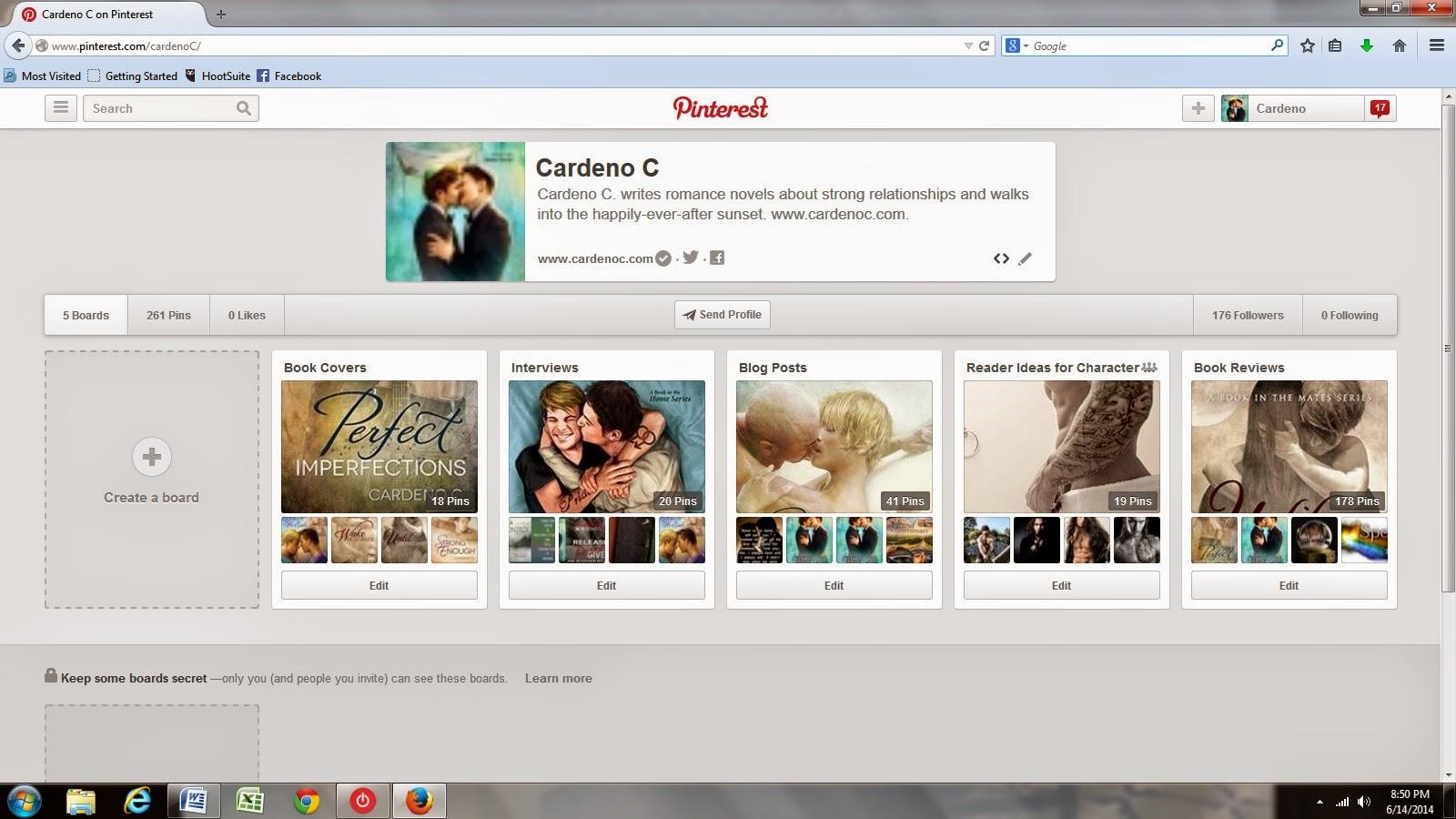Cardeno C. on Pinterest