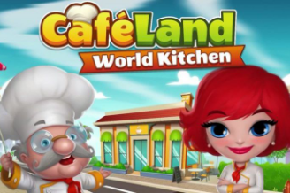 Cafeland - World Kitchen Apk Mod Unlimited Money Free for android