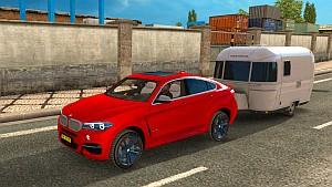 ETS2 BMW X6M 2.0