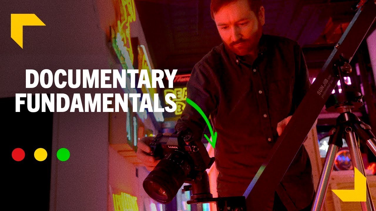 4 Easy Steps to Film a Short Documentary