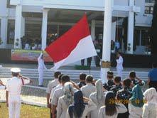 Upacara Peringatan ,Hari Sumpah Pemuda Ke 84 , Di Kabupaten Kepulauan Selayar