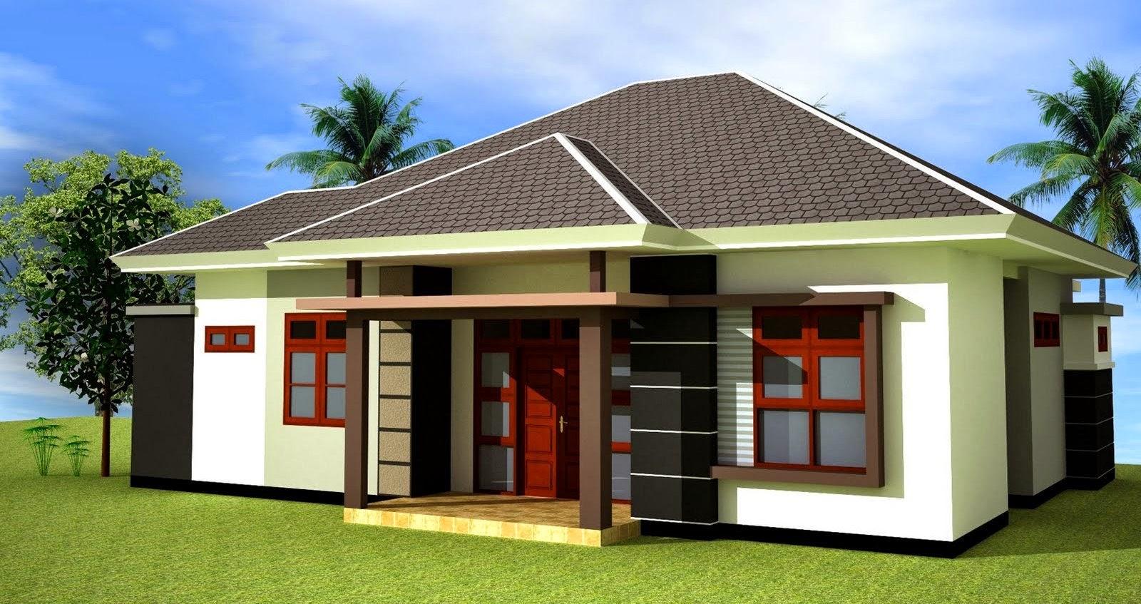 Gambar  Gambar  Dan Desain Rumah  Minimalis  1 Lantai Terbaru