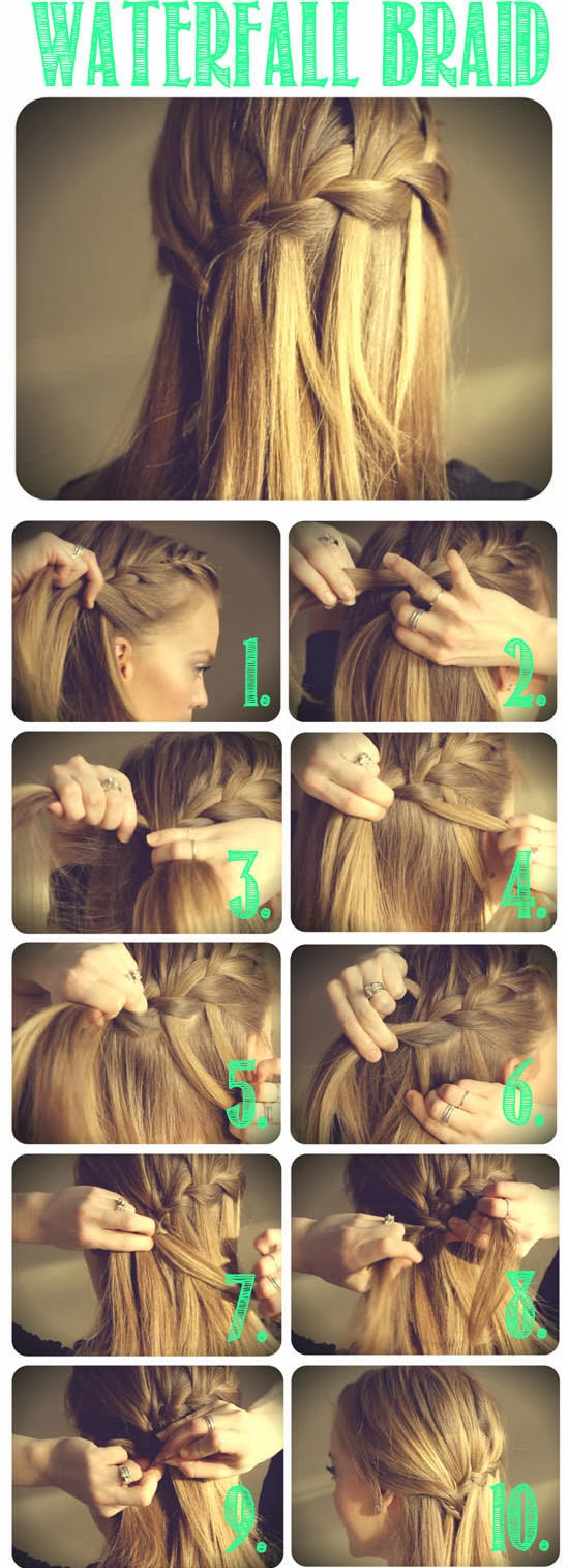 http://fun2funi.blogspot.com/2014/02/waterfall-braid-step-by-step-hairstyle.html