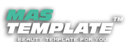 Free Download Mas Template Beauty Template For You
