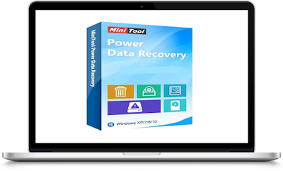 MiniTool Power Data Recovery 7.5 All Edition Full Version