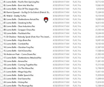 Download Lorne Balfe - OST. Pacific Rim: Uprising (2018) FLAC Free Full Album Zip Rar HD