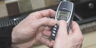 Penampkan Wujud Nokia 3310 yang Baru?