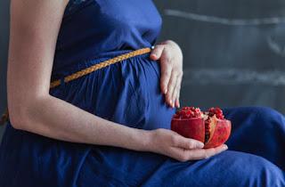 فوائد الرمان للحامل