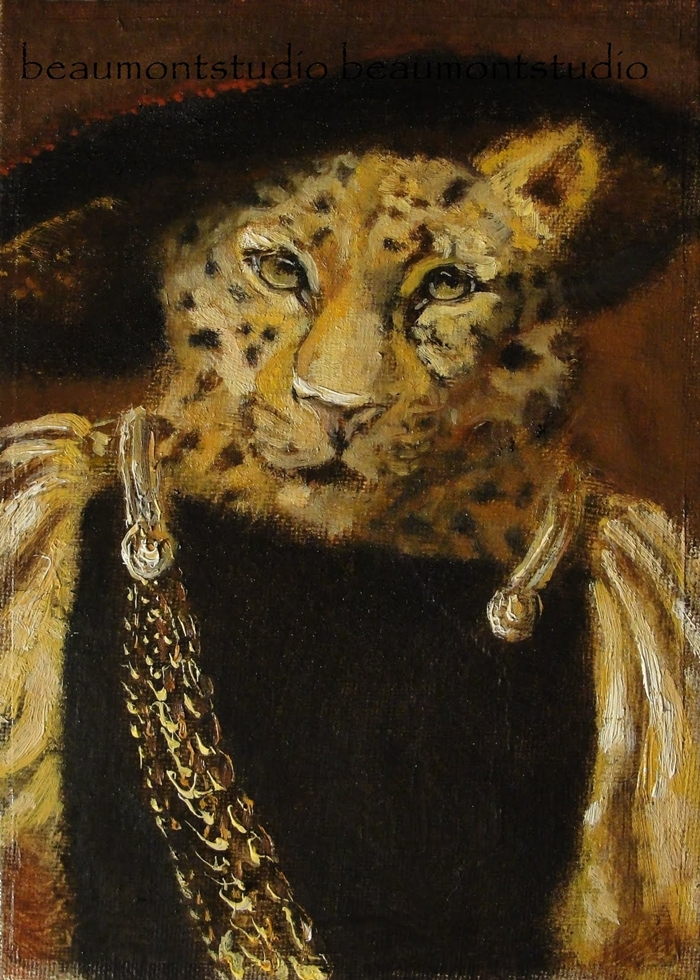 Olivia Beaumont | The Baroque Beasts series